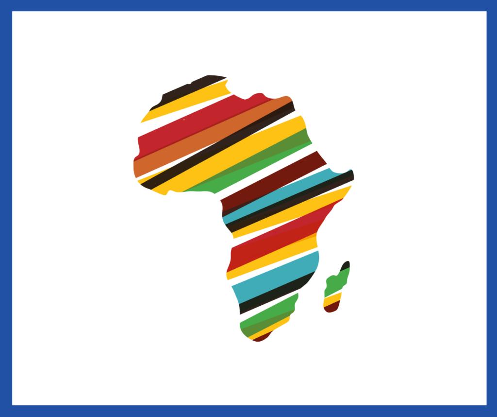 Planification stratégique - Drapeau de l'Afrique