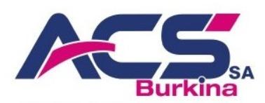 ACS Burkina